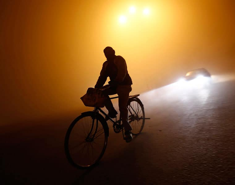 Migrated Worker Went To Kolkata By Bicycle From Trissur