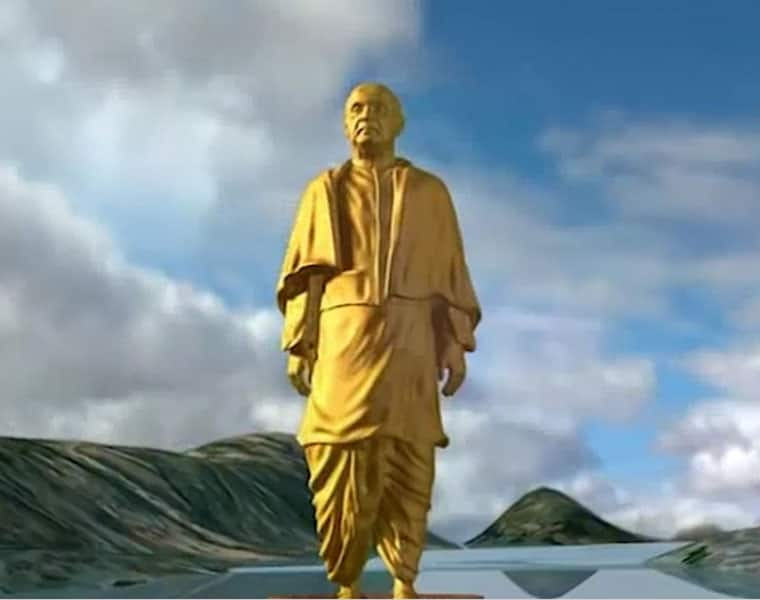 Statue Of Unity Sardar Patel tourist earning