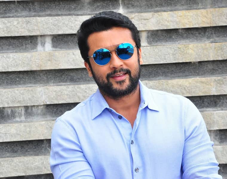 How did you get the Rs 100 crore home? Question to Surya