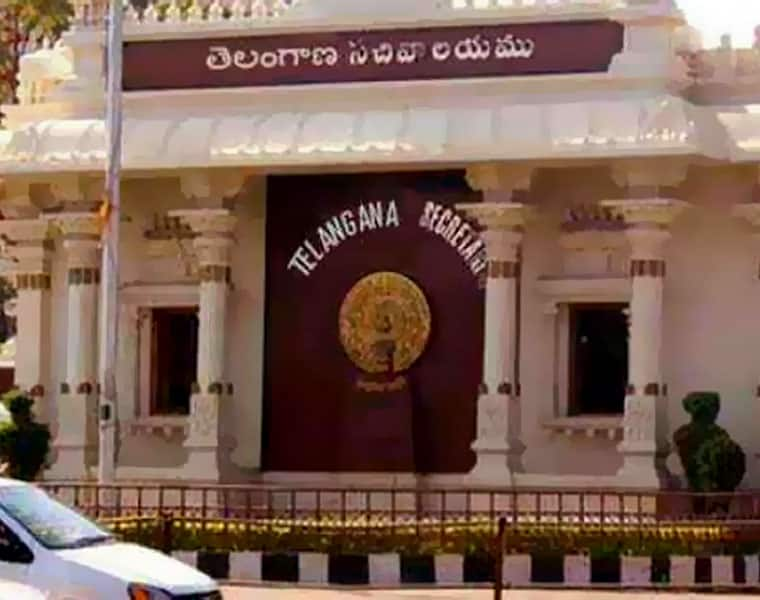 Centre agrees to KCRs idea for Telangana Secretariat on Parade Grounds in Secunderabad