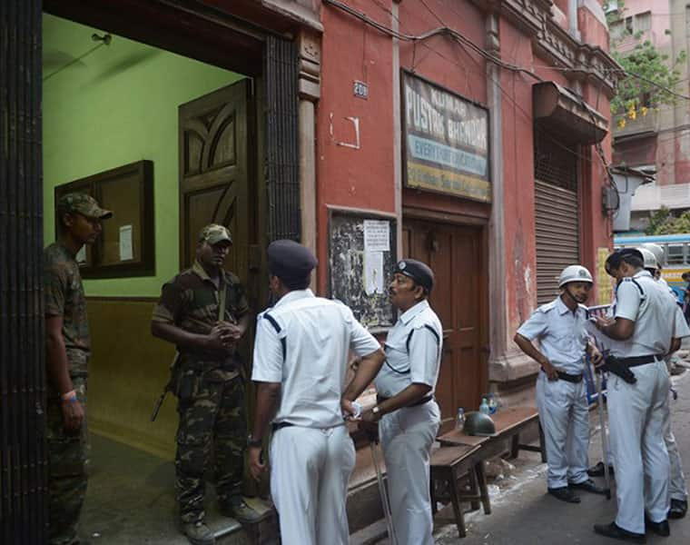 Kolkata police step in for timely help as blind school runs out of rations