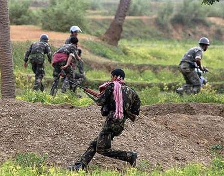 Maoist journalists, government officials security forces naxal Chhattisgarh bastar sukma