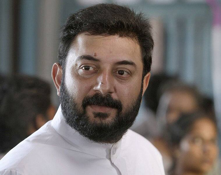 Arvind Swamy may just join X-Men with his superpower