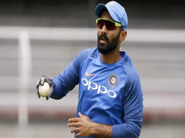 dinesh karthik do not have idea to retire from first class cricket