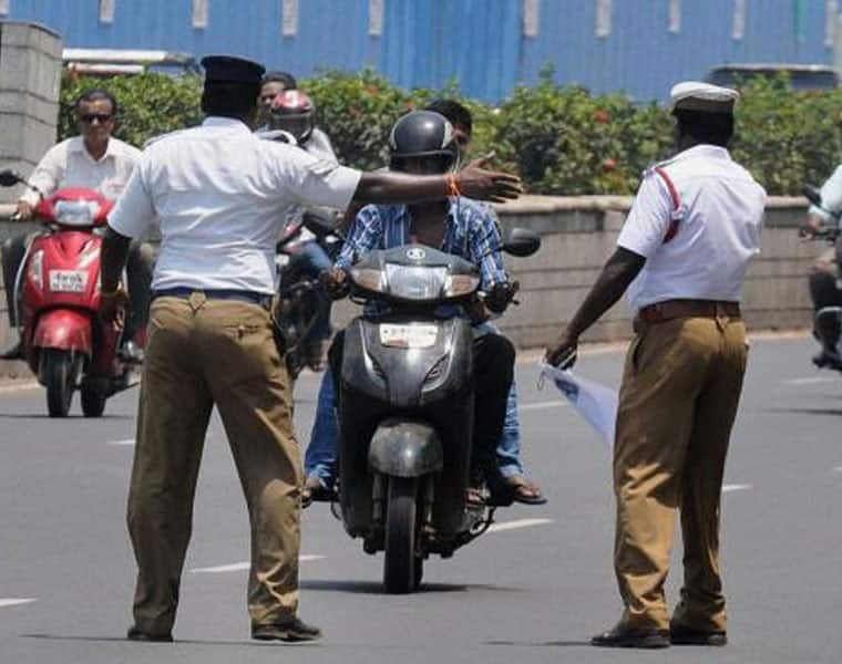 Hyderabad police booked 172 under age driver and riders