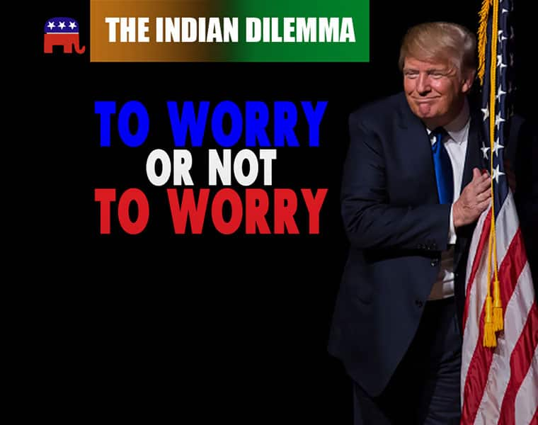 Indian IT beware After H 1B visas Trump looks to stop jobs to immigrant spouses