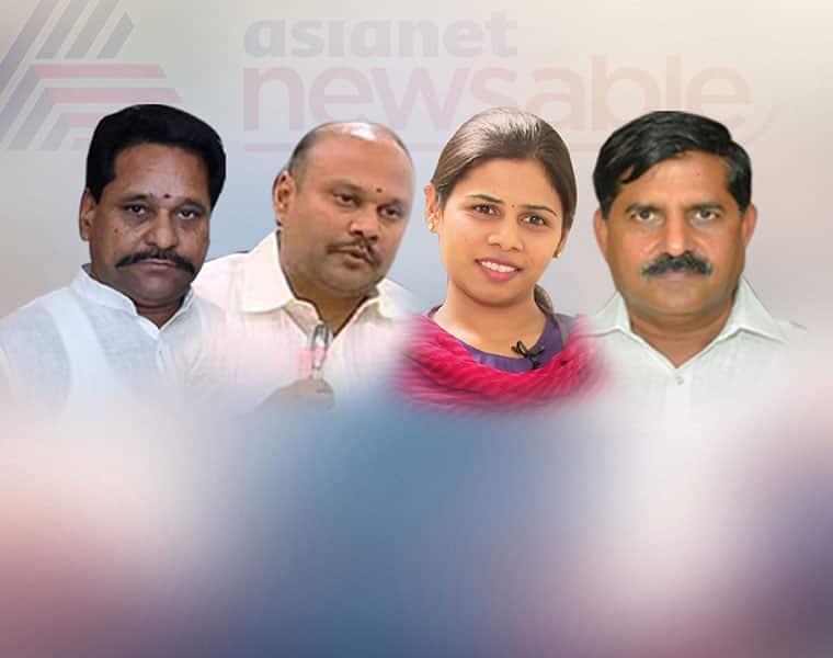 bjp counter attack to minister ayyanna pathrudu