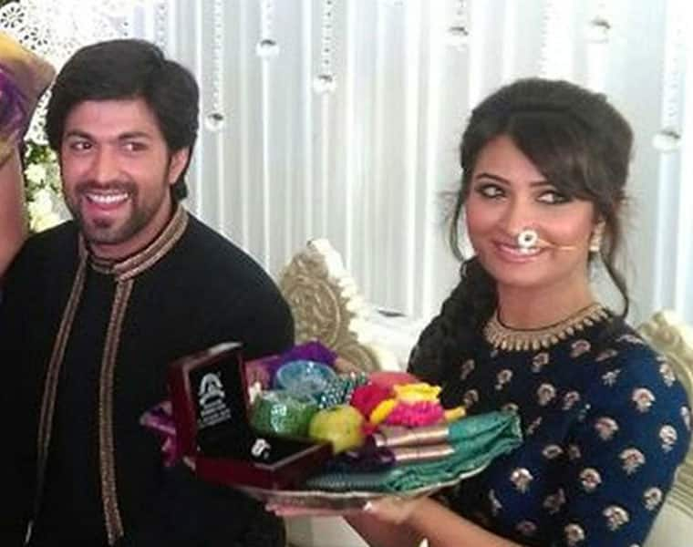 preperation for yash and radhika pandith marriage