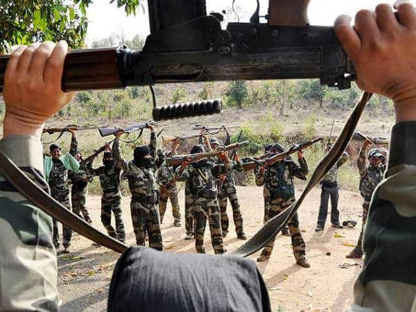 Naxal, who was trying to recruit locals, gun down by security forces