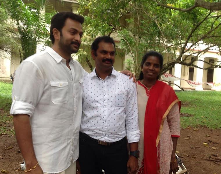 Prithviraj starrer Vimanam first look unveiled