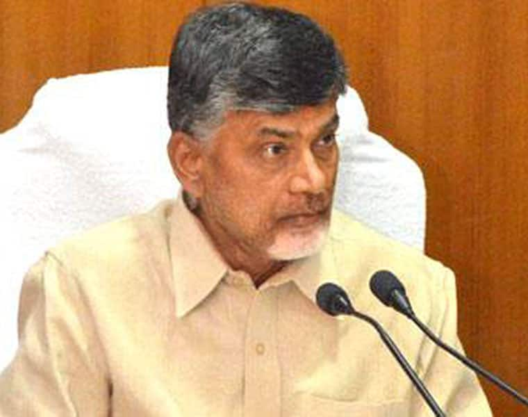 Is naidu losing his grip on administration