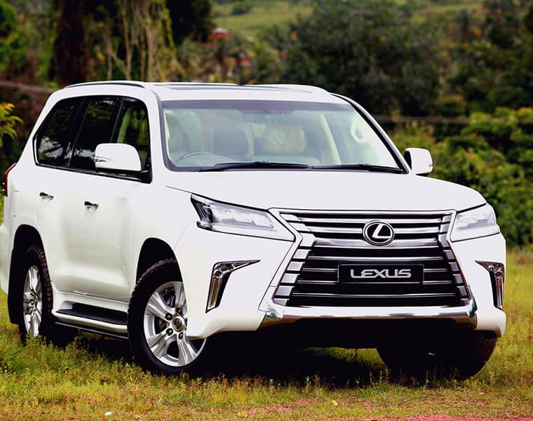 Lexus RX 450hL launched in India for Rs 99 lakhs
