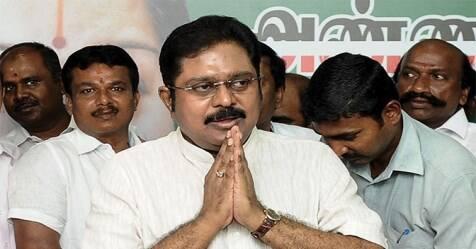 TTV Dhinakaran's loyalist joins DMK, receives unexpected birthday gift