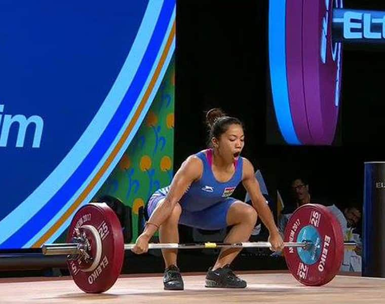 India's weightlifter Mirabai Chanu says ready for Asian Games but doctors unable to find cause for her back pain