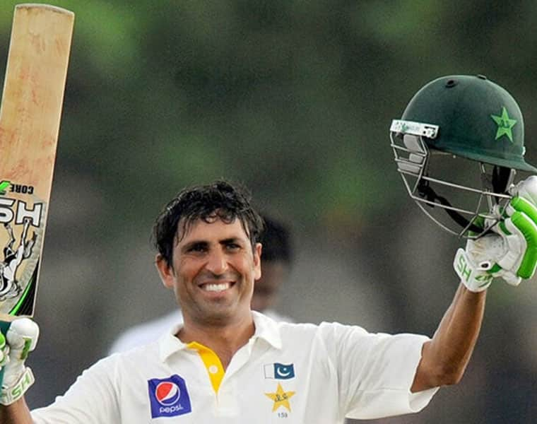 Younis Khan wants to play a Test series against India in Pakistan