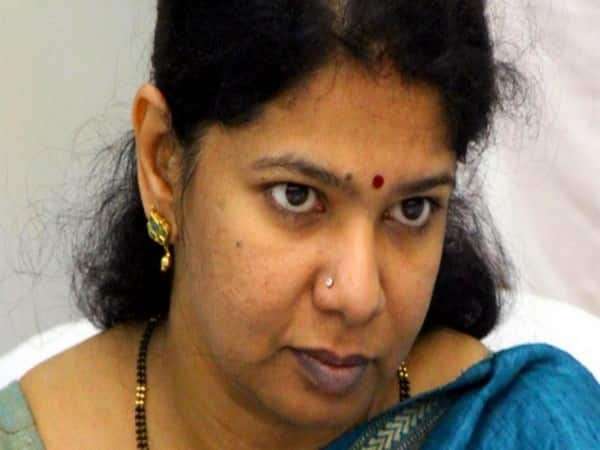 The conviction is sure to come to DMK's rule kanimozhi stirred the AIADMK!