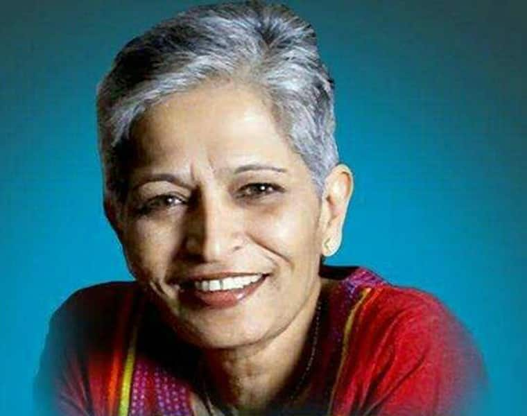 Gauri Lankesh case: Chargesheet filed by SIT, Naveen Kumar named key accused
