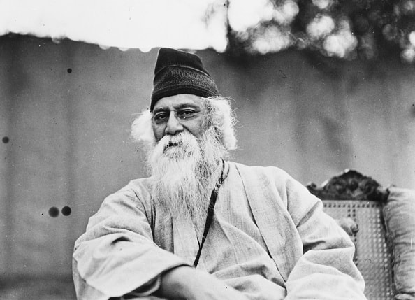 Patriots can you tell me who did Rabindranath Tagore write the national anthem for