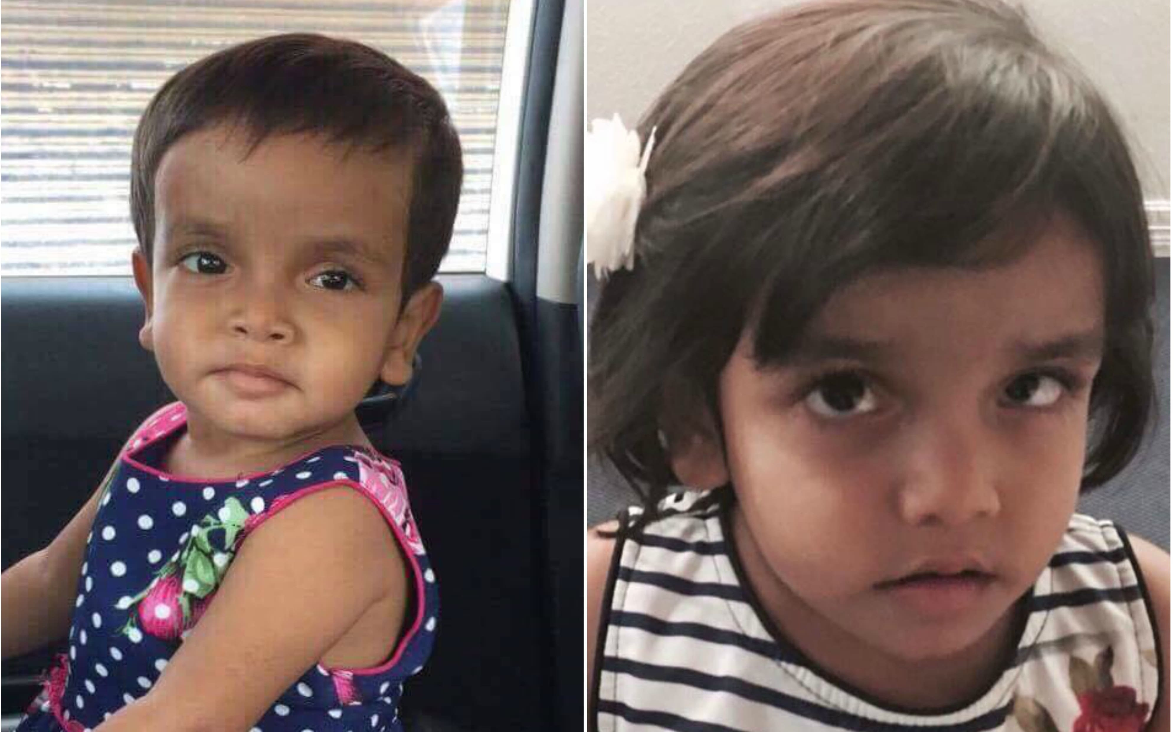 Sherin Mathews missing 11 days new clues police launch massive search