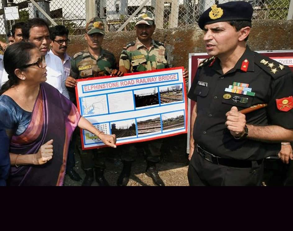 Call in the Army when all else fail not to repair railway bridges and PWD roads