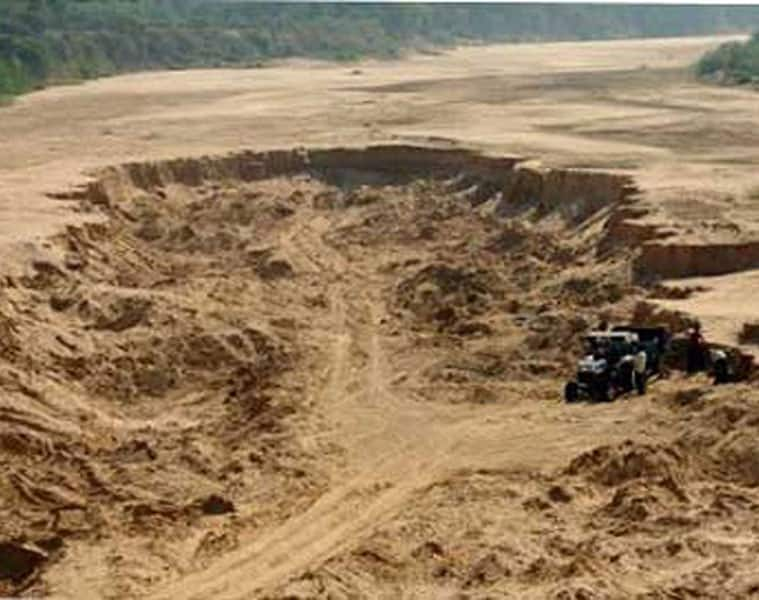Kerala: Alappad residents up in arms against state-sponsored sand mining