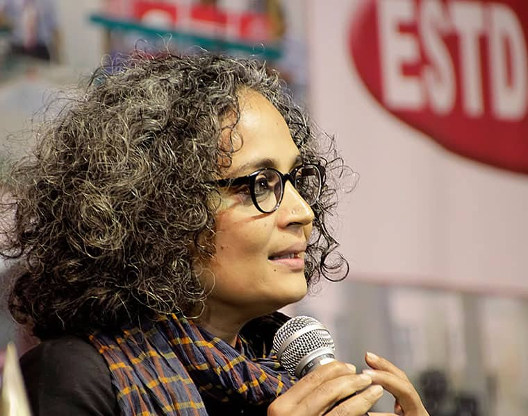 Arundhati Roy slammed for comments against India Indian Army