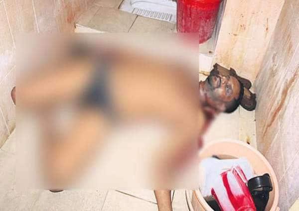 Keralite murder Hyderabad Arun george friend lalu sebastian arrest