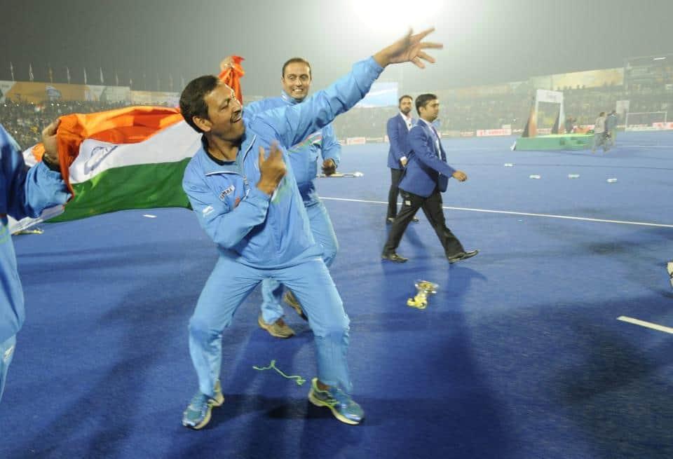 Meet the Junior Indian Hockey Coach the real life Kabir Khan