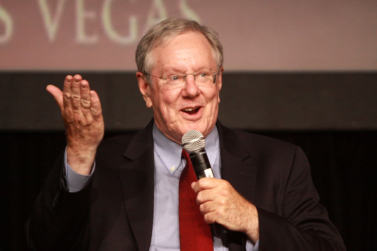 India has immorally harmed its people says Steve Forbes