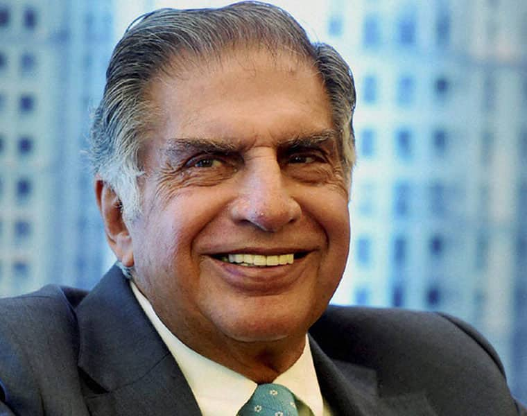 """Ratan Tata Joins in  Instagram; Fans Call It The """"Best Diwali Gift"""""""