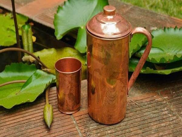 copper health drinks gives more energy to our body