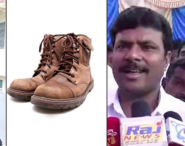 MLA Kothur Manjunath shoes away fake caste certificate complainant