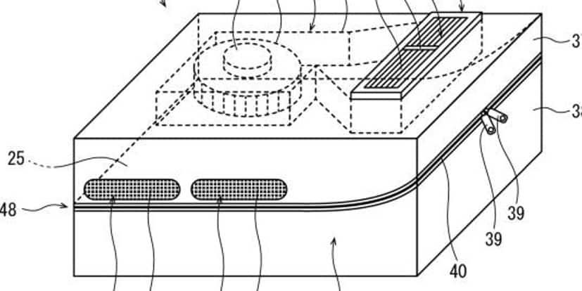 Honda Patented an Air Conditioning System for Motorcycles