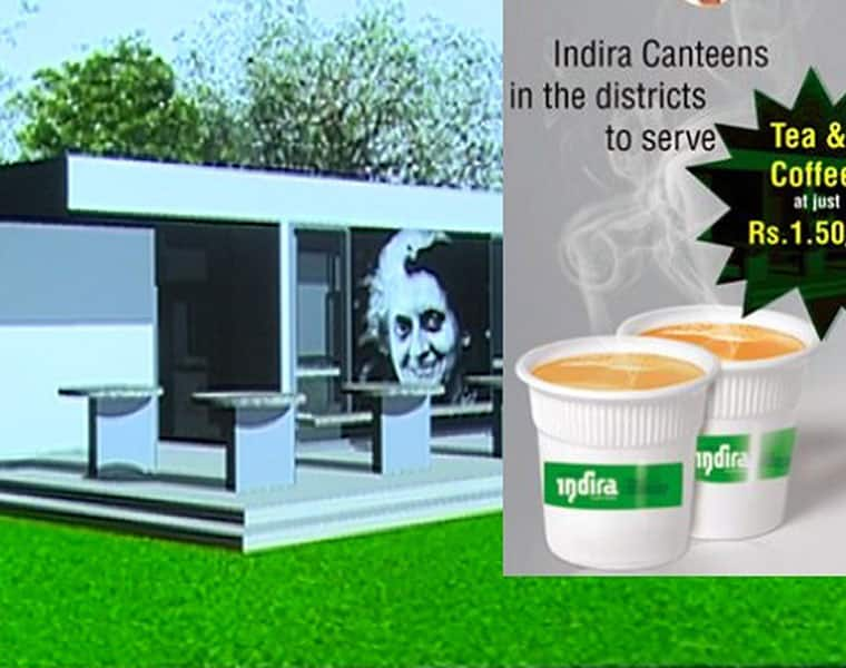 Karnataka Indira Canteens come as a boon, to provide free food to people from low income groups