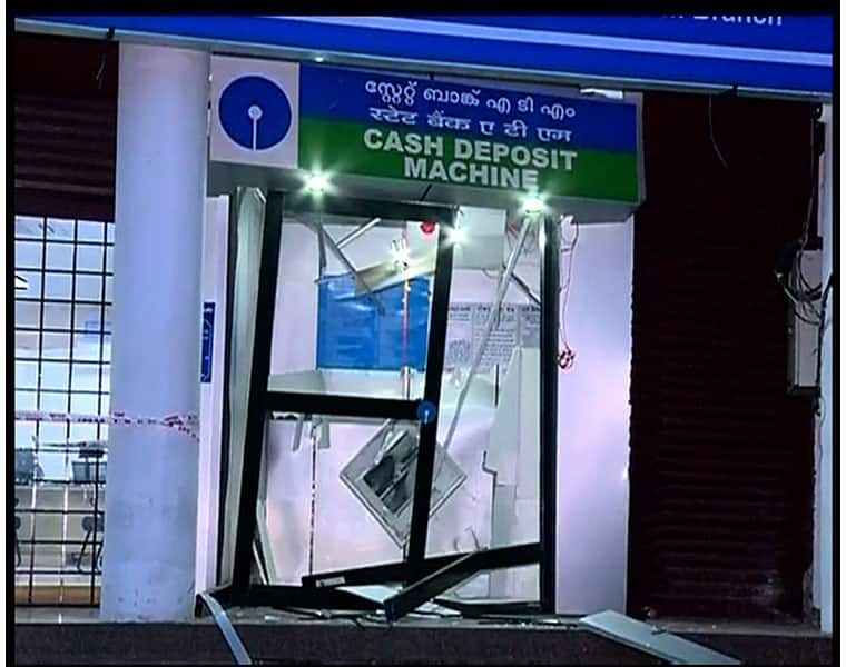 Half of ATMs will be closed