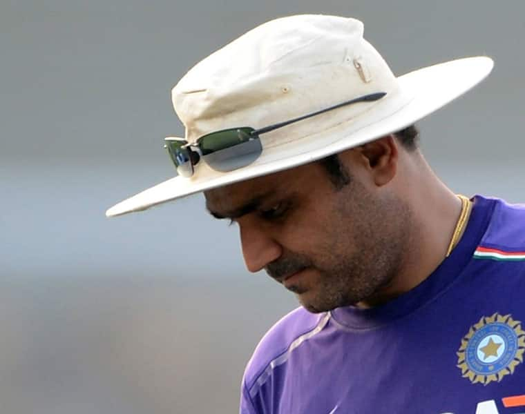 Virender Sehwag tweets to reveal end of association with Kings XI Punjab
