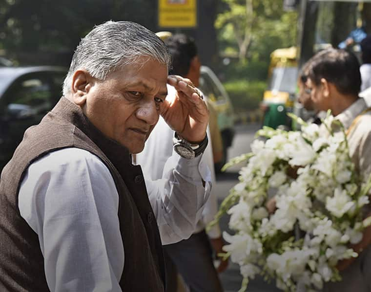 India lost 20 jawans but killed more than 40 Chinese soldiers Union Minister VK Singh