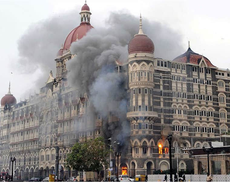 PM Modi No justice done to Mumbai blast victims Congress busy with mirchi business