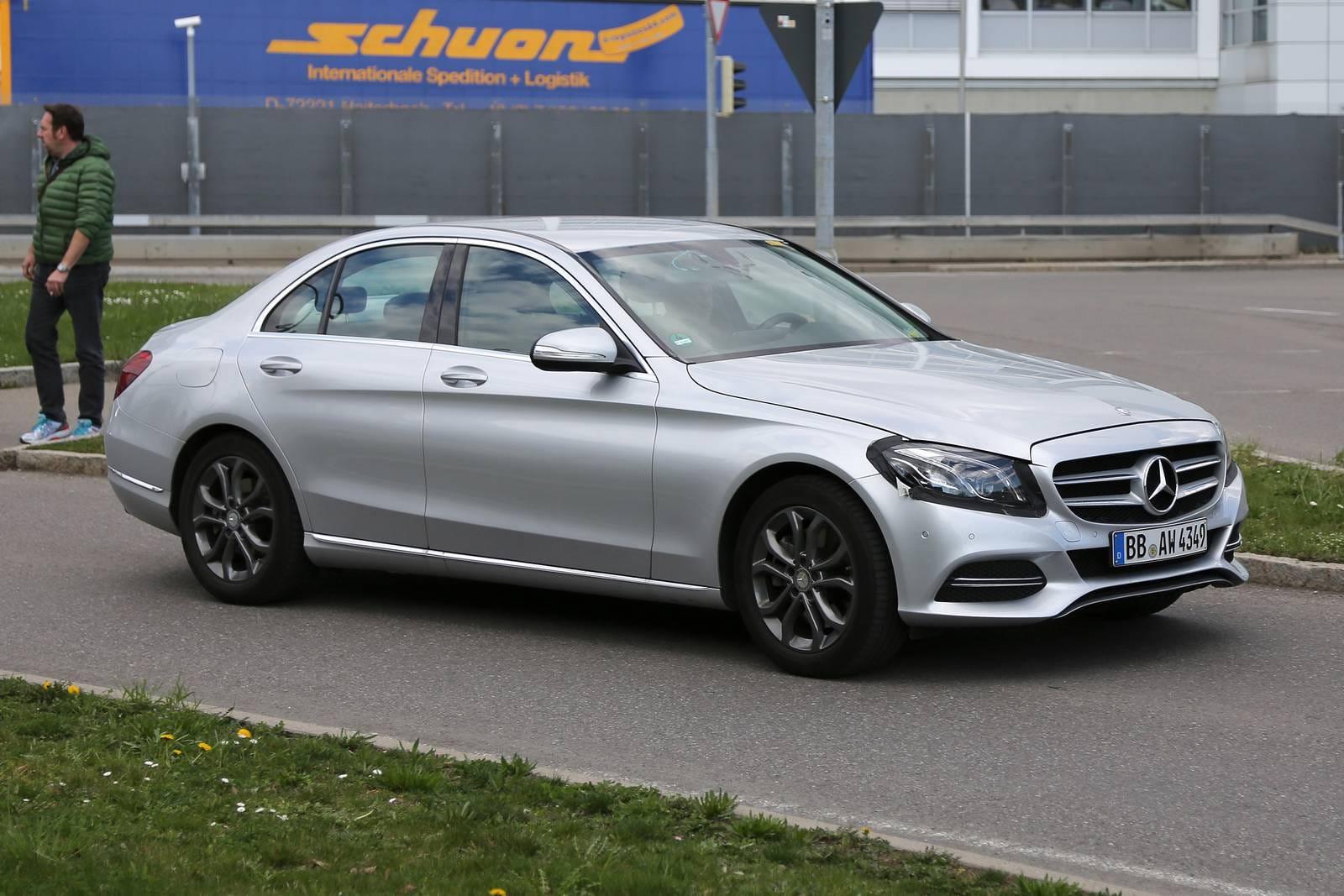 Mercedes Benz C-Class petrol gets a new engine