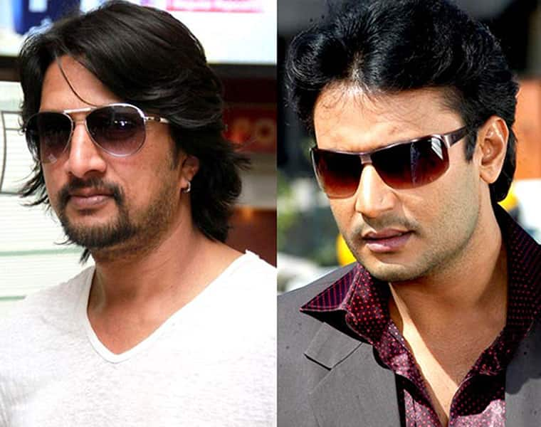 Sudeep Answer About Dharshan Question