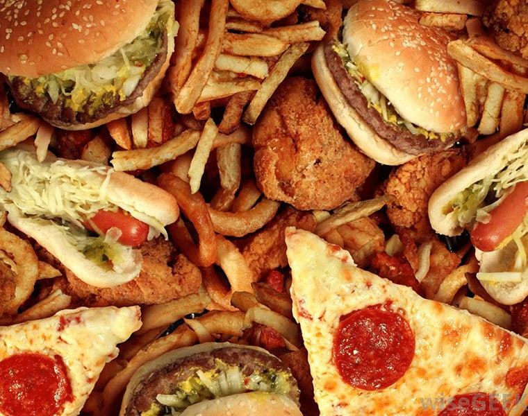 Junk Foods Is Not Good For Health
