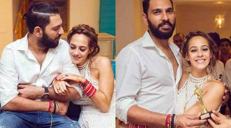 Are Yuvraj Singh and Hazel Keech expecting their first child?