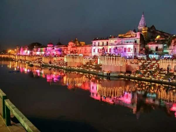 in ayodhya deepawali celebrations start, South Korean First Lady Kim Jung-sook will take part in the the festival