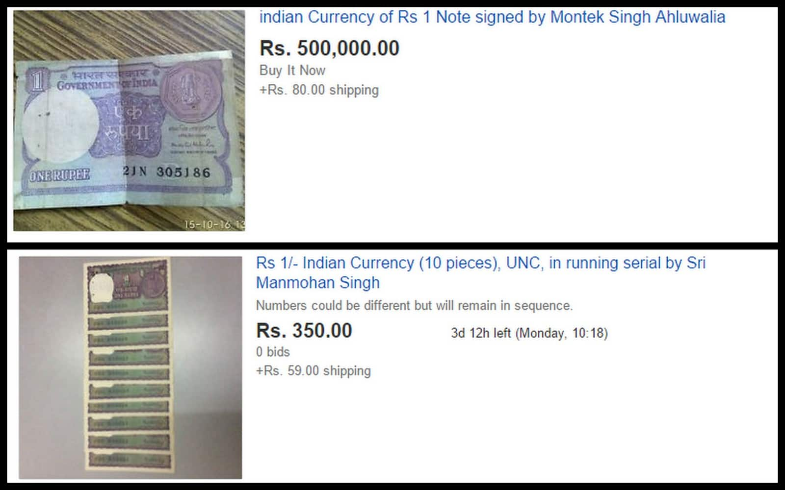 eBayIndia Now you can buy Rs2000 notes online for only Rs3500
