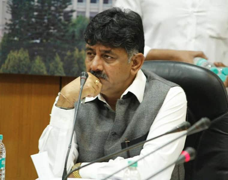 IT notice to DK Shivakumar Congress to hand  over Reddy mining case to SIT