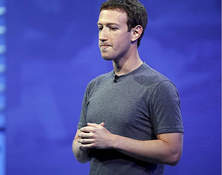 Zuckerbergs personal details also leaked in recent data breach