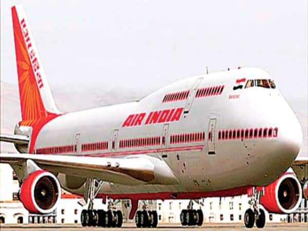 Hydraulic leaks in Air India aircraft before landing at the airport