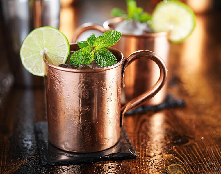 copper water is essential for healthy life