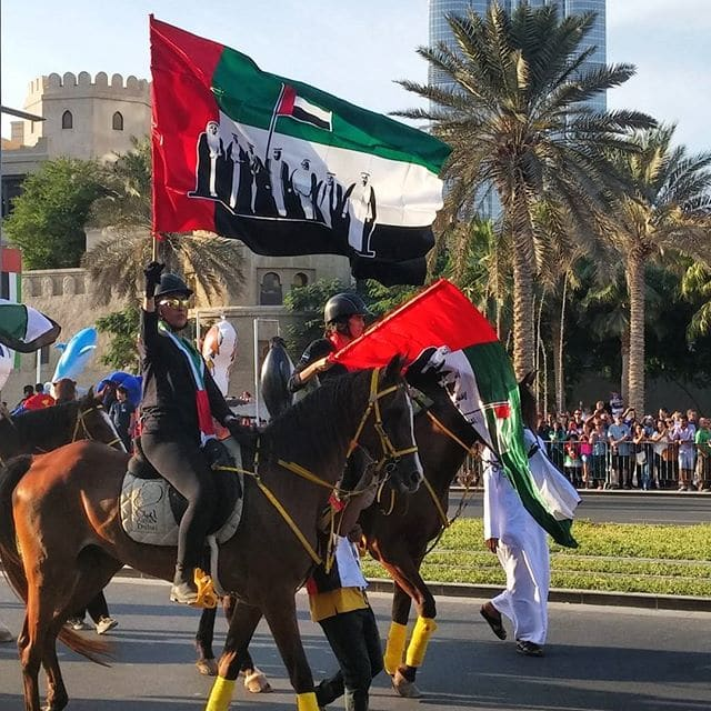 UAE 45 National Day celebration pictures