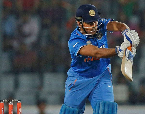 MS Dhoni abuses this Karnataka player in second T20 match against South Africa